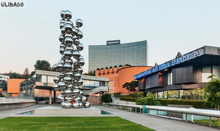 Рем Колхас Leeum, Музей искусств Samsung 2
