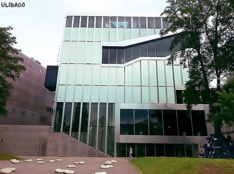Рем Колхас Посольство Нидерландов в Берлине 2