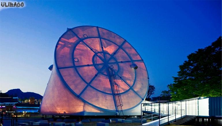 Рем Колхас Культурный центр Prada Transformer 2