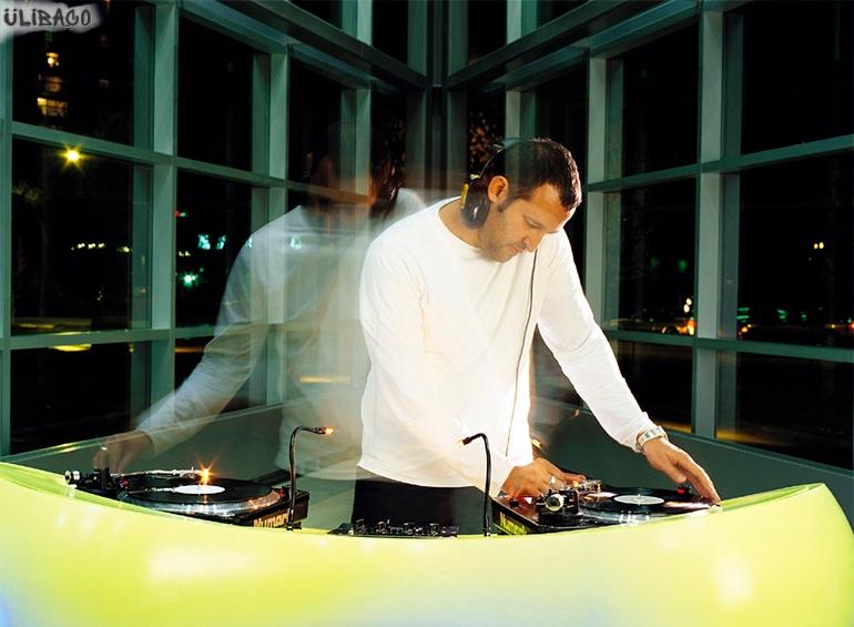 Карим Рашид DJ Kreemy Table 3
