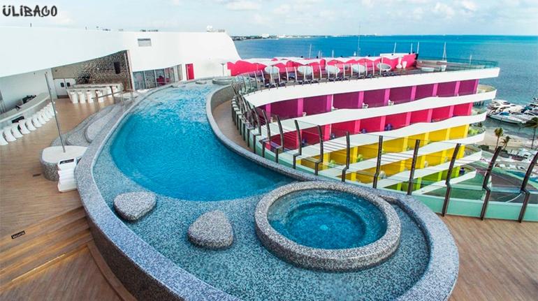 Карим Рашид Temptation Cancun Resort 2