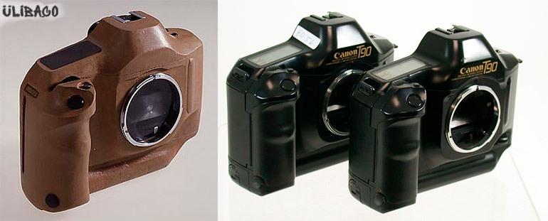 Луиджи Колани Canon T90 1