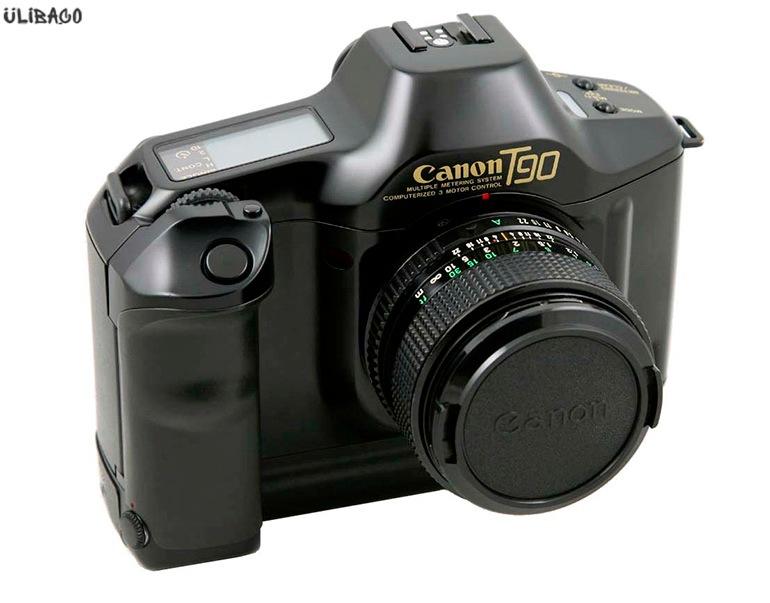 Луиджи Колани Canon T90 2