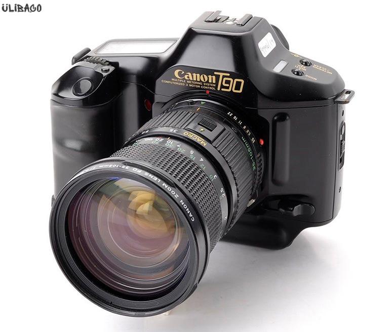 Луиджи Колани Canon T90 3