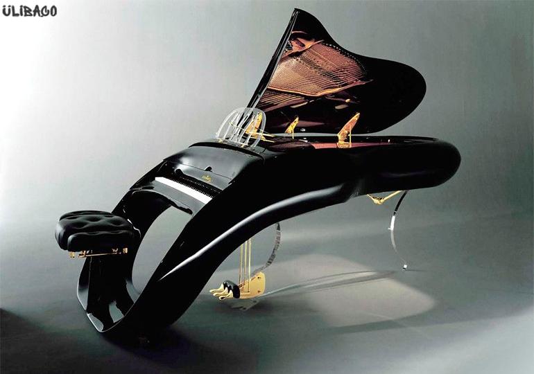 Луиджи Колани Pegasus Grand Piano 1