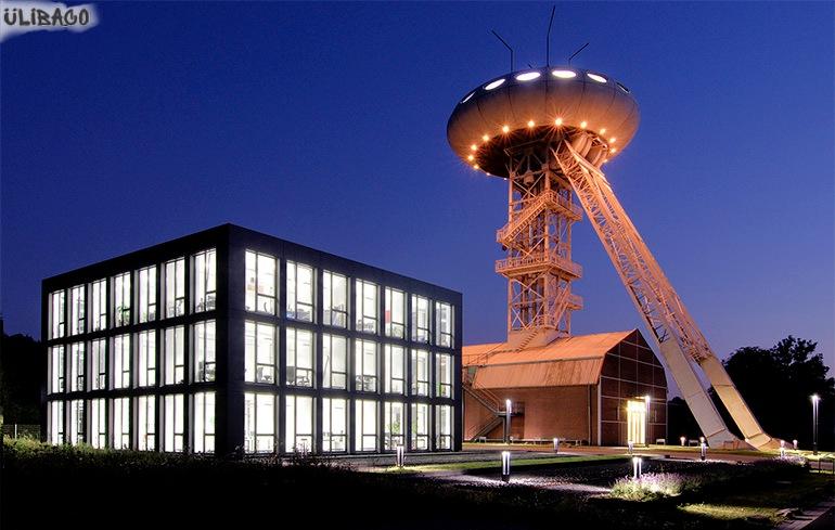 Луиджи Колани UFO-tower 3
