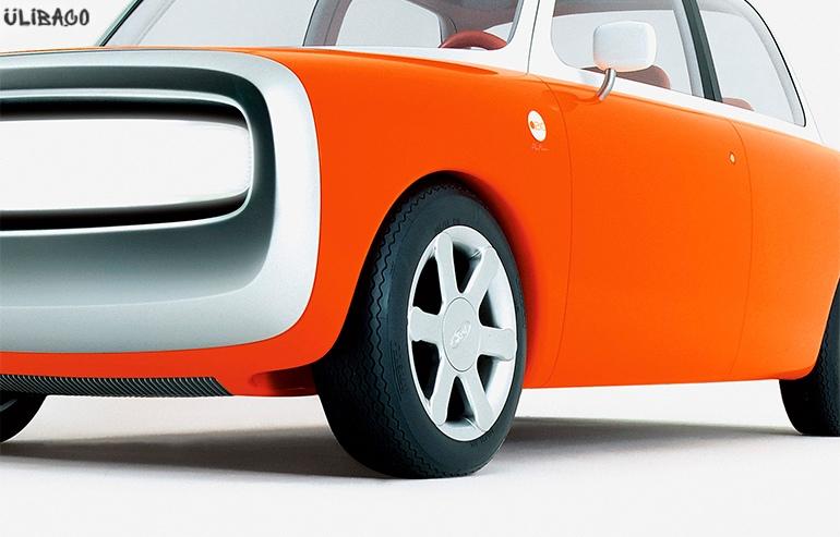 Марк Ньюсон Ford 021C 3