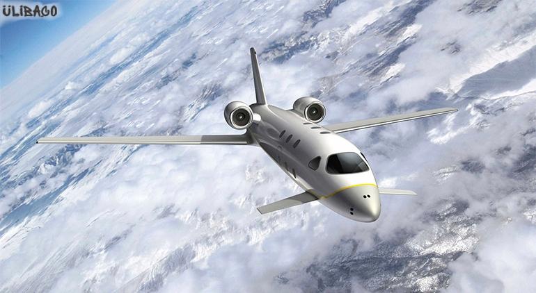 Марк Ньюсон Spaceplane 1