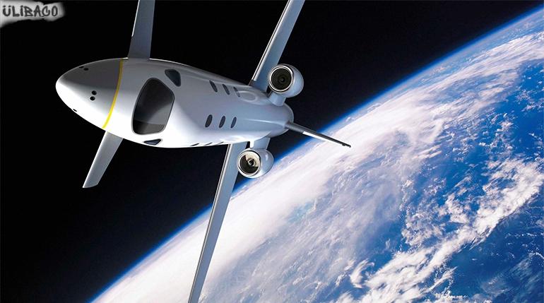 Марк Ньюсон Spaceplane 2