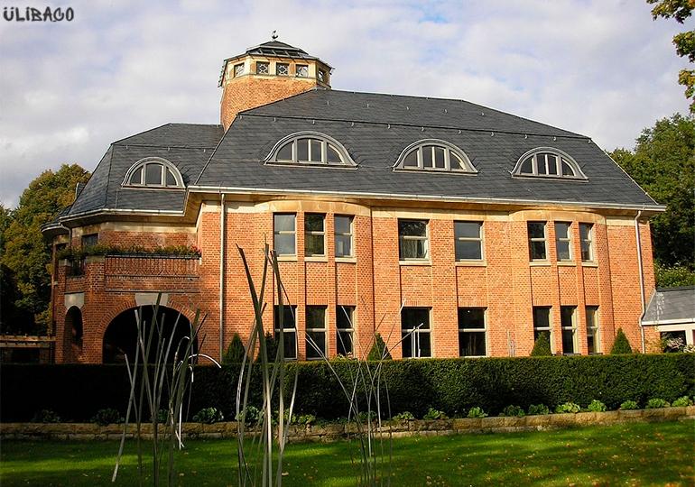 Анри ван де Вельде House Schulenburg 1