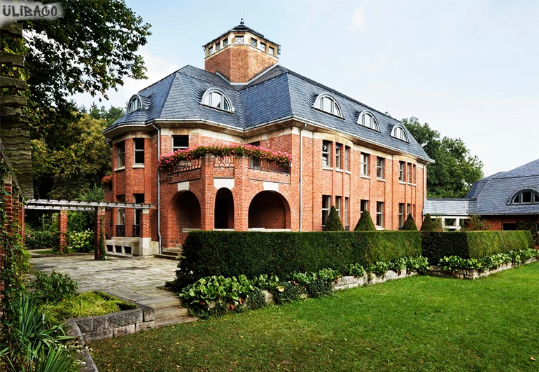 Анри ван де Вельде House Schulenburg 2