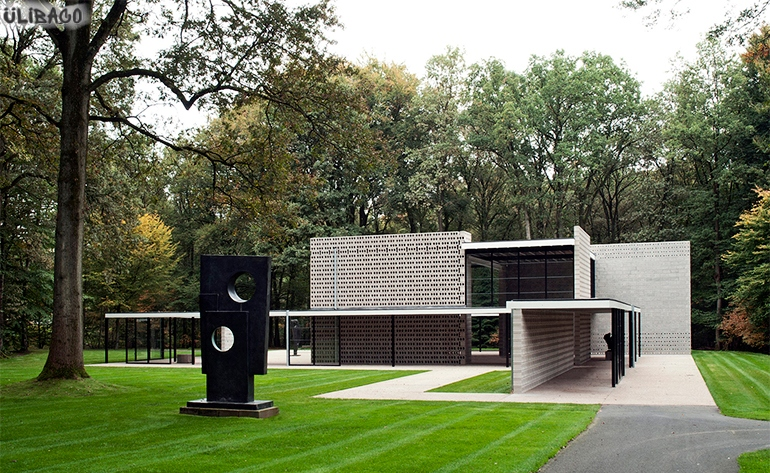 Анри ван де Вельде Музей Креллер-Мюллер 2