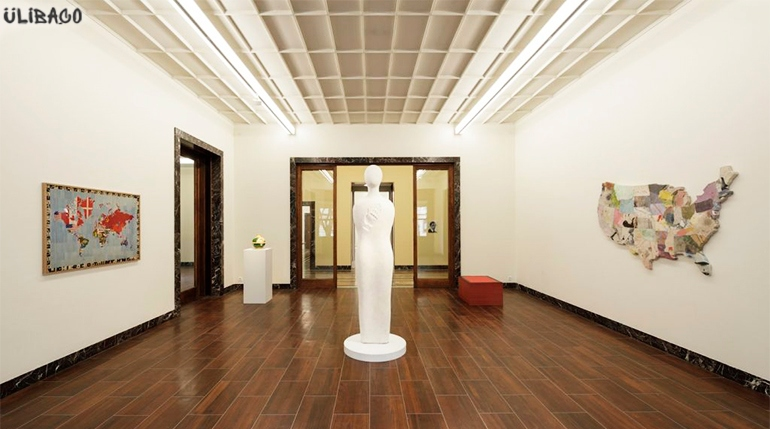 Антонио Читтерио галерея «Massimo de Carlo» 4