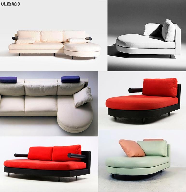 Антонио Читтерио мебель «Sity»